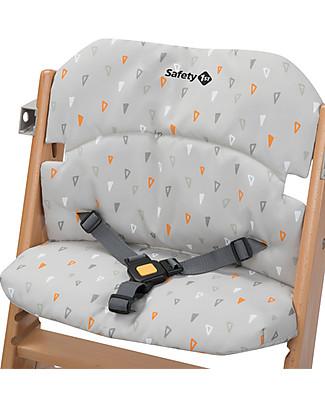 Safety 1st Cuscino per Seggiolone Timba, Grigio Seggioloni