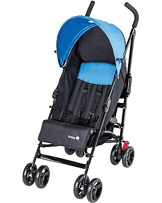 Safety 1st Passeggino Slim, Pop Blu - Leggero e compatto! Passeggini