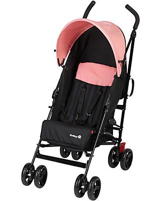 Safety 1st Passeggino Slim, Pop Pink - Leggero e compatto! Passeggini Leggeri
