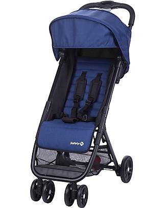 Safety 1st Passeggino Teeny, Blu - Omologato come Bagaglio a Mano! Passeggini Leggeri
