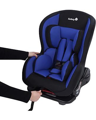 Safety 1st Seggiolino auto Sweet Safe Gruppo 0+/1, Blu - 0-18 kg! Seggiolini Auto per Neonati