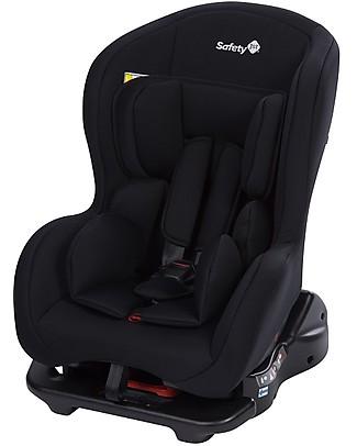 Safety 1st Seggiolino auto Sweet Safe Gruppo 0+/1, Nero - 0-18 kg! Seggiolini Auto per Neonati