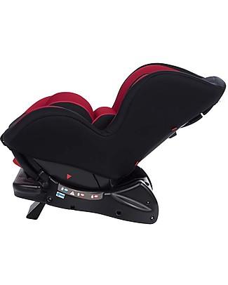 Safety 1st Seggiolino Auto Sweet Safe Gruppo 0+/1, Rosso - 0-18 kg! Seggiolini Auto per Neonati