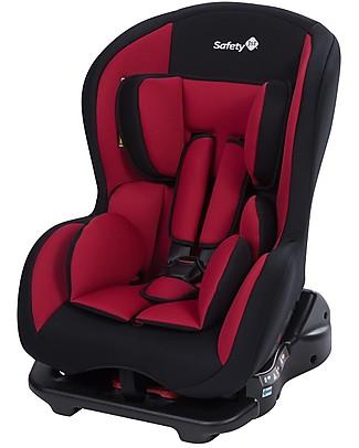 Safety 1st Seggiolino Auto Sweet Safe Gruppo 0+/1, Rosso - 0-18 kg! Seggiolini Auto