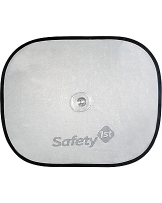 Safety 1st Tendina Parasole Twist, 2 pezzi, 46 x 36 cm - Si fissa con una ventosa Tende