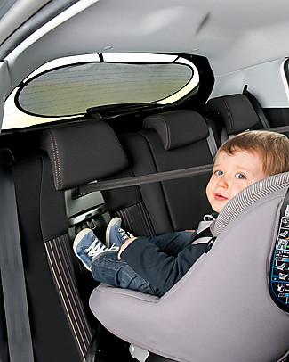 Safety 1st Tendina per Lunotto Posteriore 85 x 33 cm - Universale, si adatta a tutte le auto! Tende