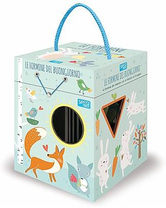 Sassi Junior Eco-Cubotti, le Formine del Buongiorno Libri