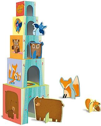 Sassi Junior I Cubotti degli Animali, Cuccioli del Bosco Libri