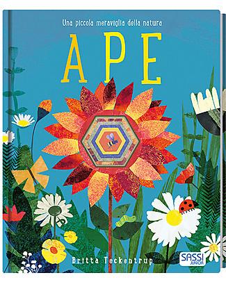 Sassi Junior Libri Illustrati: Ape, 24 pagine - Età: 3+ Giochi Per Inventare Storie