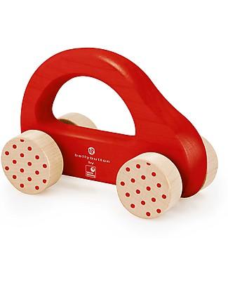 Selecta Little Racer, Gioccatolo in legno con ruote Macchine e Trenini  in Legno