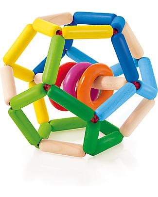 Selecta Space, Gioco Elastico da Presa – Adatto fin dalla nascita! Giochi Montessoriani