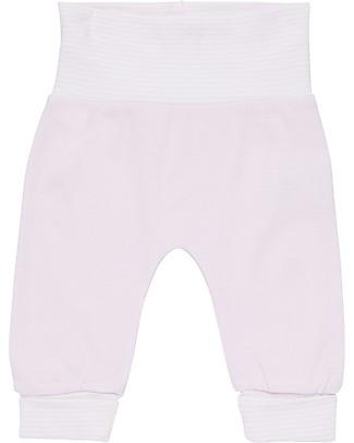 Sense Organics Pantaloni Lunghi Baby Sjors, Rosa - 100% cotone bio Pantaloni Lunghi