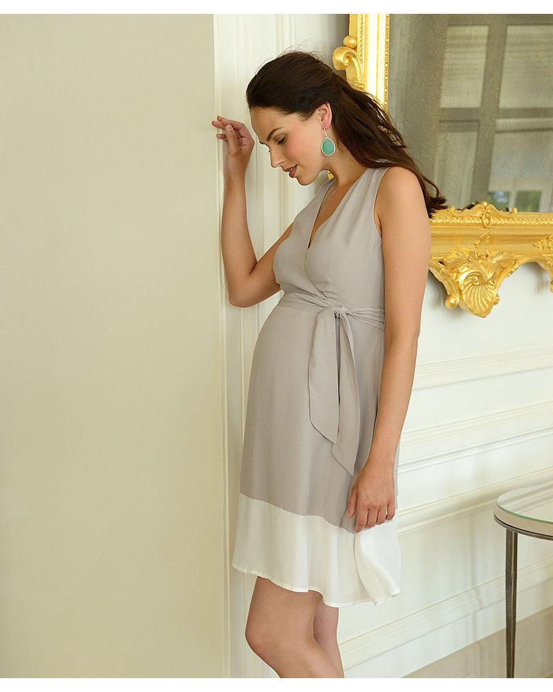 nuovo stile famoso marchio di stilisti bambino Seraphine Marilena - Abito Elegante Premaman e Allattamento ...