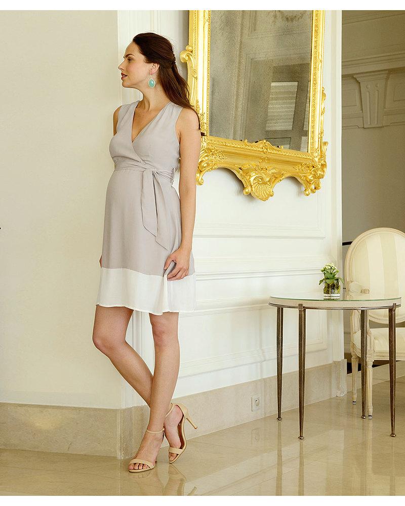 finest selection d2626 c782c Seraphine Marilena - Abito Elegante Premaman e Allattamento ...