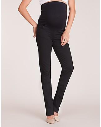 Seraphine Remy - Jeans Premaman Skinny Neri  Jeans Premaman