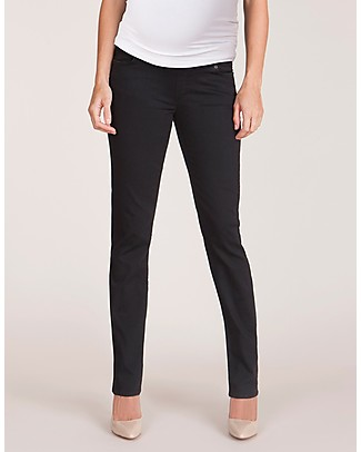 Seraphine Remy - Jeans Premaman Skinny Neri  Pantaloni Lunghi