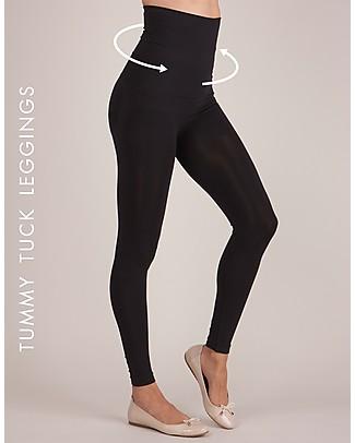 Seraphine Tamara Post Maternity Shaping Leggings, New Model - Black Leggings