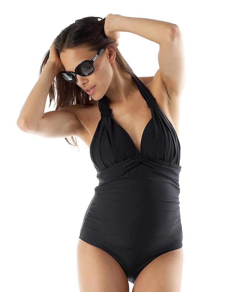 Seraphine Uma, Costume da Bagno Premaman - Nero donna
