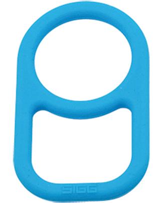 SIGG Anello Porta Borraccia SIGG - Blu (da attaccare allo zaino) Borracce Metallo