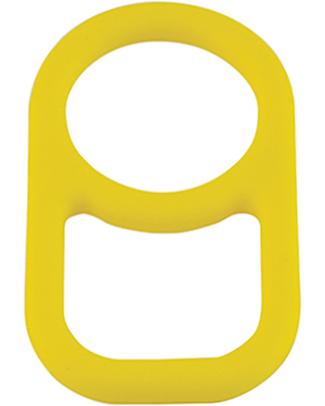 SIGG Anello Porta Borraccia SIGG - Giallo (da attaccare allo zaino) Borracce Vetro