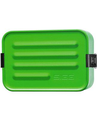SIGG Contenitore Portapranzo Metallico Mini - Verde (senza Ftalati & BPA!) Contenitori in Metallo