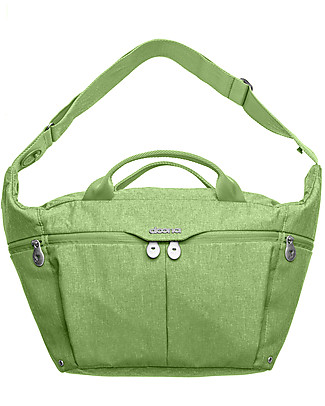 Simple Parenting Borsa Fasciatoio All Day per Doona+ 50 x 27 x 8 cm, Verde – Include materassino cambio Accessori Seggiolini Auto