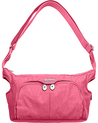 Simple Parenting Borsa Passeggino Essentials for Doona+, Rosa - 39 x 22,5 x 4 cm  Borse Cambio e Accessori
