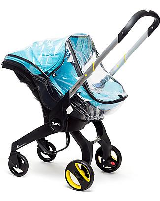 Simple Parenting Parapioggia per Doona+ - Facilissimo da installare Accessori Seggiolini Auto