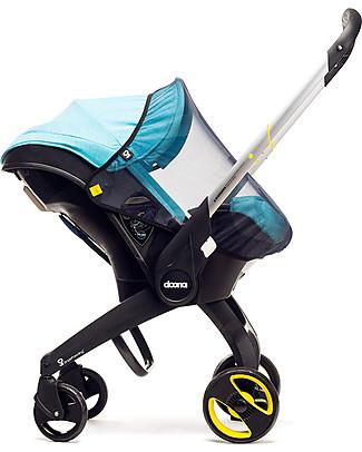 Simple Parenting Zanzariera per Doona+ - Facilissima da installare Accessori Seggiolini Auto