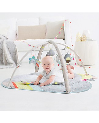 Skip Hop Cloud Activity Gym - From birth! With LED lights and soft cushion! Baby Gym