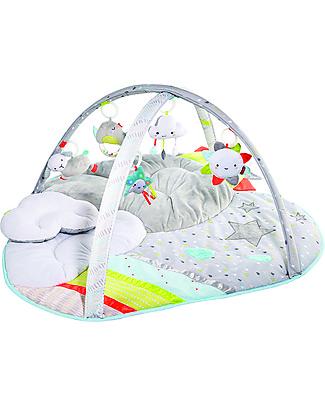 Skip Hop Palestrina Multiattività, Nuvole - Fin dalla nascita. Con luci e cuscino per pisolino! Palestrine