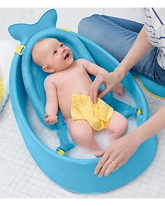 Skip Hop Vasca da bagno Moby smart - Perfetto per le tre fasi di Crescita del Bebè! null