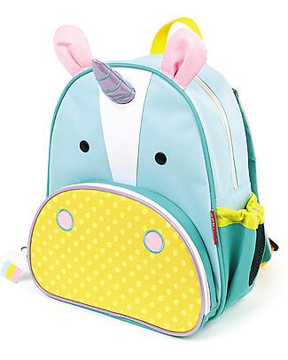 Skip Hop Zainetto Scuola per Bambini (dai 3 anni), Unicorno - Perfetto per l'Asilo Zainetti
