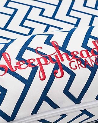 SleepyHead Riduttore Sleepyhead Grand Pod, da 9 a 36 mesi, Love Links - 100% cotone Riduttori