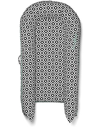SleepyHead Riduttore Sleepyhead Grand Pod, da 9 a 36 mesi, Mod Pod -100% cotone Oeko-Tex sfoderabile Riduttori