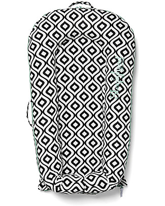 SleepyHead Sleepyhead Deluxe+, 0 to 8 months, Mod Pod - 100% Oeko-Tex certified cotton, removable cover Mattresses