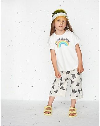 The Bonnie Mob Kimono  T-shirt Deacon, Somewhere (2-5 anni) - Cotone bio T-Shirt e Canotte