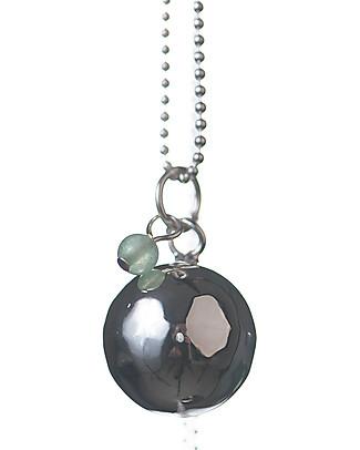 The Good Karma Chiama Angeli Baby Pearl, Giada – Con mini giada, la pietra della saggezza Collane