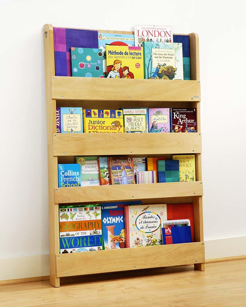 Librerie Per Camerette Bambini tidy books libreria montessoriana frontale per bambini in