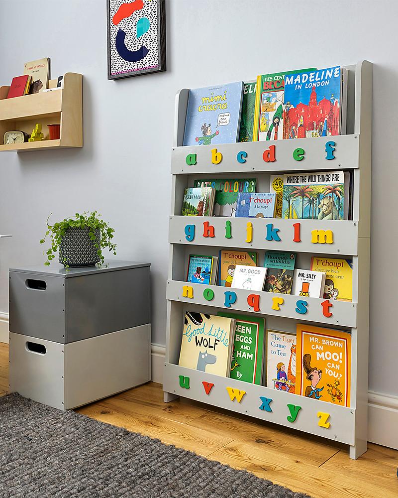 Libreria Per Libri Pesanti tidy books libreria montessoriana frontale per bambini in