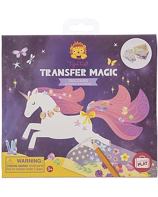 Tiger Tribe Set Transfer Magic, Unicorni Giochi Creativi
