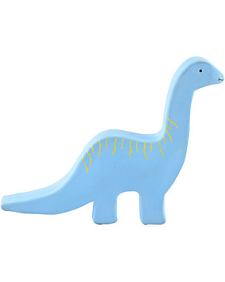 Tikiri Brachiosauro, Baby Dinos - 100% Caucciù Naturale Pupazzi
