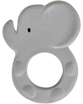 Tikiri Massaggiagengive Elefante, Zoo - 100% Caucciù Naturale Pupazzi