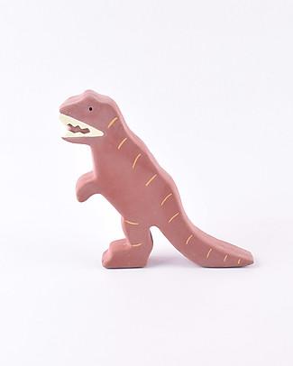 Tikiri T-Rex, Baby Dinos - 100% Caucciù Naturale Pupazzi