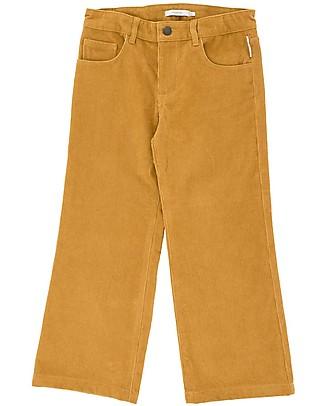 Tiny Cottons Pantaloni Velluto a Costine, Senape  Pantaloni Lunghi