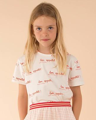 Tiny Cottons T-Shirt Hotel Bonheur - Cotone Pima Elasticizzato T-Shirt e Canotte