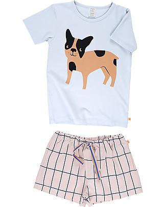Tiny Cottons T-Shirt Moujik - Cotone Pima Elasticizzato T-Shirt e Canotte