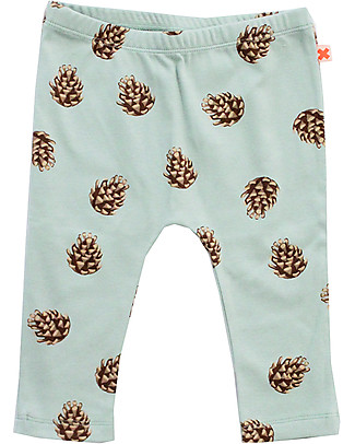 Tiny Cottons Trousers - Pine Cones Trousers
