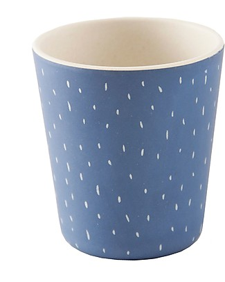 Trixie Lightweighted Cup in Bamboo, Mrs Elephant - Suitable for Small Hands Cups & Beakers