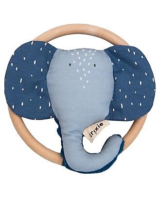 Trixie Sonaglio per Bambini, Mrs Elefante Sonagli